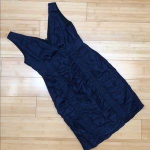 Nanette Lepore Blue Cocktail Dress Size 4